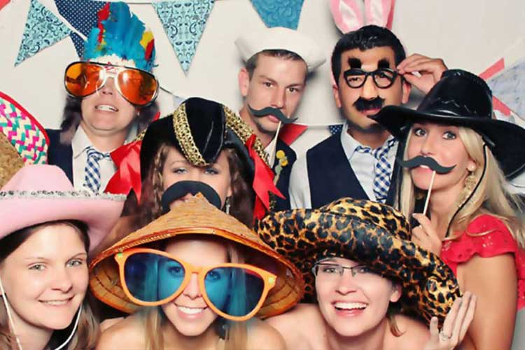 commercial photo booth hire